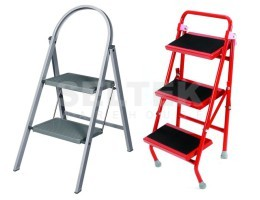 Folding Steps and Step-Stools