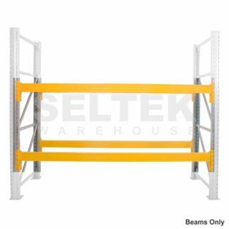 Pallet Racking Beams 1350-3300mm Wide