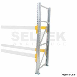 Pallet Racking Frames 2500-6000mm High