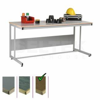 Cantilever Workbench - MDF Top - 300Kg
