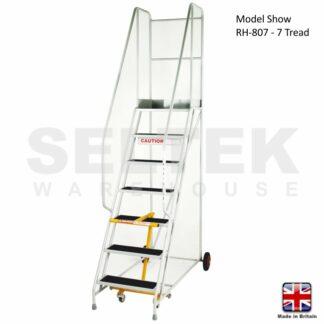 Steptek Economy Warehouse Steps - 9 Tread