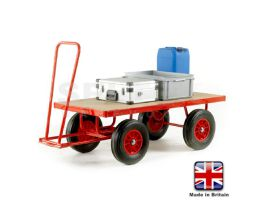 Hand Pulled Trailers