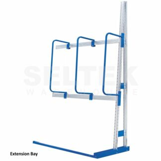 Vertical Racks EXTENSIONS ONLY 2550mm High