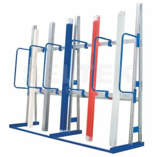 Adjustable Vertical Racks 2550mm High