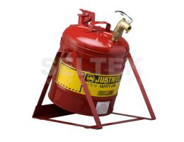 Justrite Laboratory Safety Cans