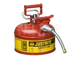 Justrite Type II Safety Cans