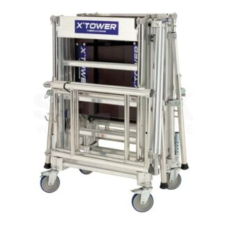 The X-Tower 3 Minute Telescopic Access Tower