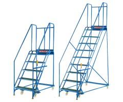 Warehouse Steps - 610mm Treads