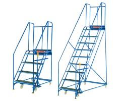 Warehouse Steps - 760mm Treads