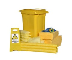 Chemical liquids Spill Kits