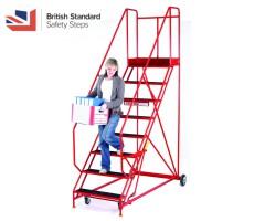 Warehouse Steps - Easy Rise - BSI