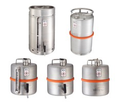 Stainless Steel Safety Barrels
