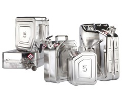 Stainless Steel Safety Canisters