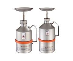 Stainless Steel Plunger Cans