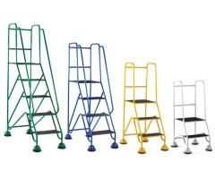 Mobile Steps - GRP Tread Range