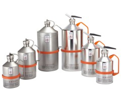 Stainless Steel Safety Cans