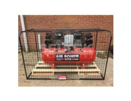 Heater and Compressor Cages