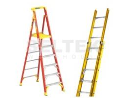 Fibreglass Steps - Ladders