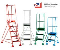 Mobile Steps - BSI Classic Range