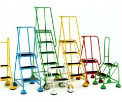 Mobile Steps - Classic Range