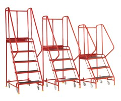Mobile Steps - Commercial Range