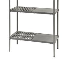Plastic Plus - Steel & Plastic Shelves